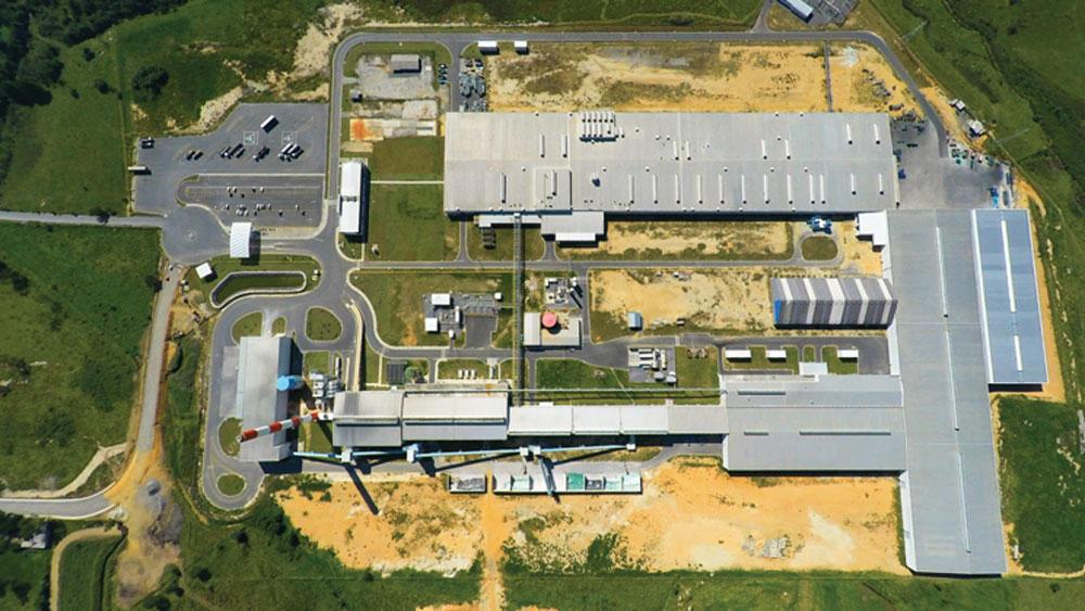 AGC – Indústria multinacional de produção de vidros